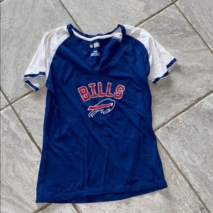 Women's NFL Team Apparel Buffalo Bills T-shirt